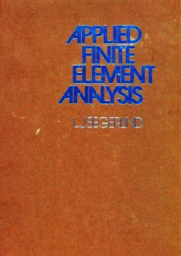 9780471774402: Applied Finite Element Analysis