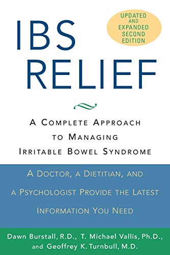 9780471775478: IBS Relief: A Complete Approach to Managing Irritable Bowel Syndrome