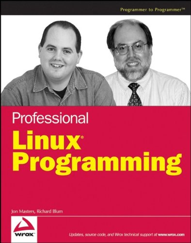 9780471776130: Professional Linux Programming
