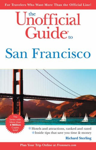 9780471776383: The Unofficial Guide to San Francisco (Unofficial Guides)