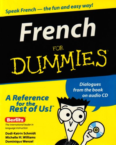 9780471776833: French for Dummies Boxed Set