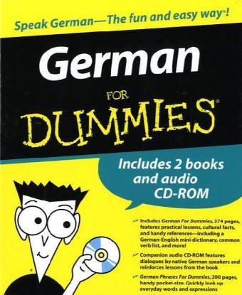 9780471776840: German for Dummies