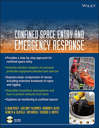 9780471778455: Confined Space Entry and Emergency Response