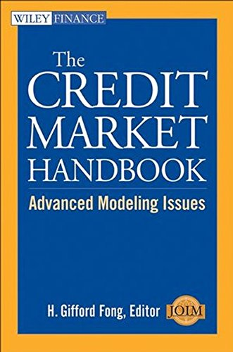 9780471778622: The Credit Market Handbook: Advanced Modeling Issues