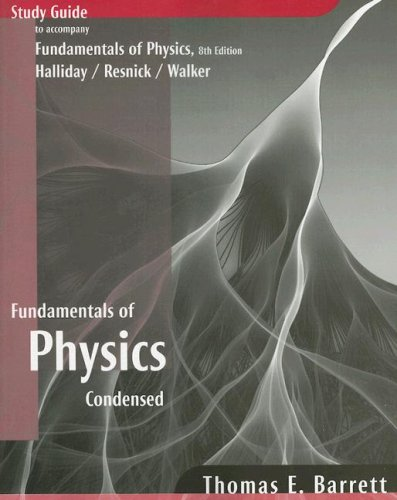 9780471779568: Fundamentals of Physics, Student Study Guide