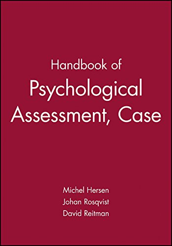 Handbook of Psychological Assessment, Case Conceptualization, and Treatment (Hardback)