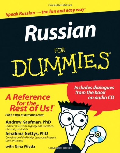 9780471780014: Russian for Dummies