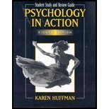 9780471781080: Psychology in Action