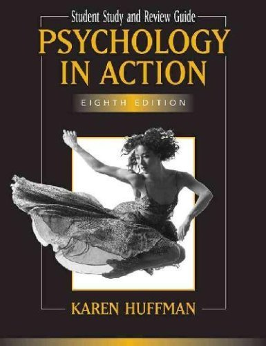 9780471781097: Psychology in Action