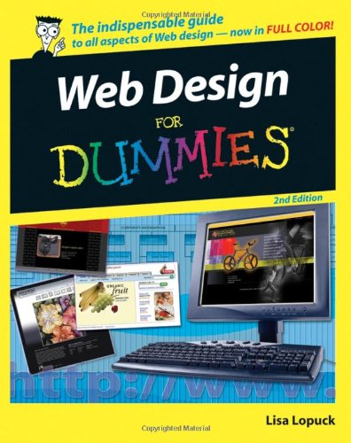 9780471781172: Web Design For Dummies