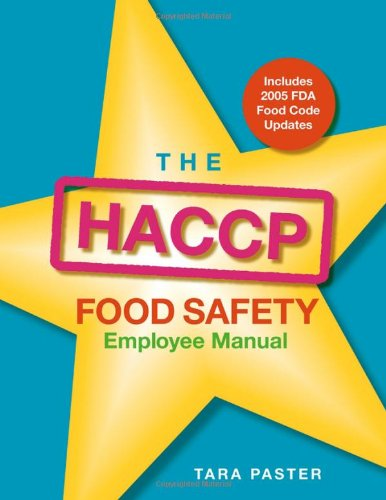 9780471781820: The HACCP Food Safety Employee Manual