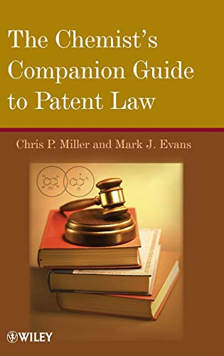 9780471782438: The Chemist's Companion Guide to Patent Law: A Case-Based Approach
