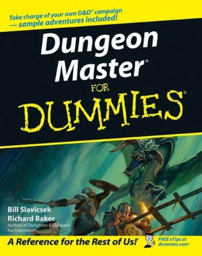 9780471783305: Dungeon Master For Dummies (for the Dungeons & Dragons Roleplaying Game)