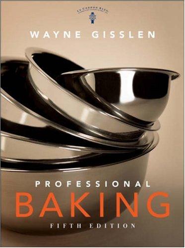 9780471783480: Professional Baking: College Version