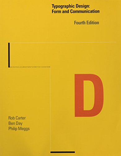 9780471783909: Typographic Design: Form and Communication