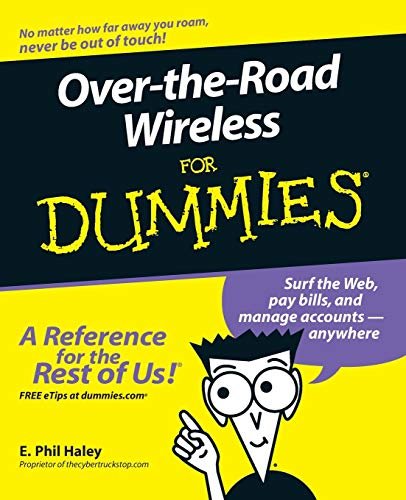 9780471784036: Over-the-Road Wireless For Dummies