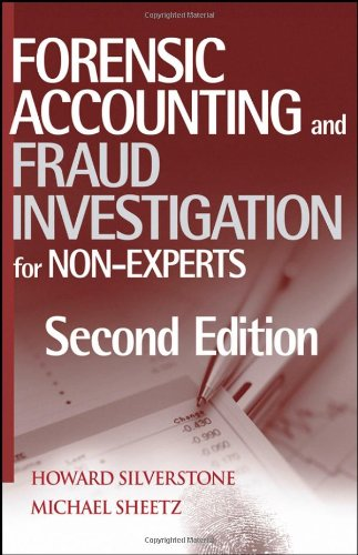 9780471784876: Forensic Accounting and Fraud Investigation for Non-Experts (Coursesmart)