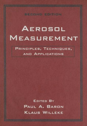 9780471784920: Aerosol Measurement: Principles, Techniques, and Applications
