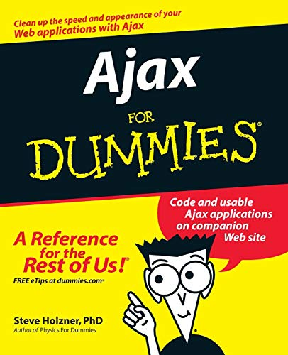 9780471785972: Ajax For Dummies