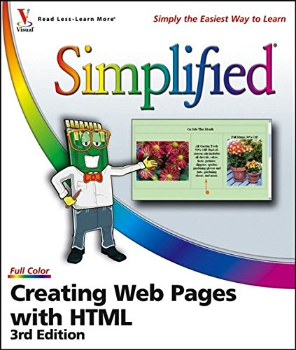9780471786474: Creating Web Pages with HTML Simplified