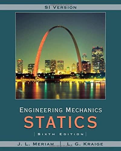 9780471787020: Engineering Mechanics: Statics