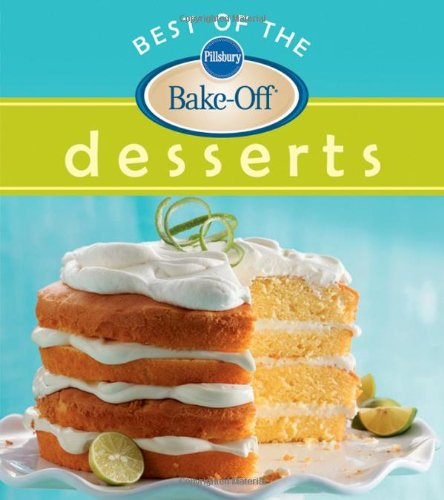 9780471787204: Pillsbury Best of the Bake-Off Desserts