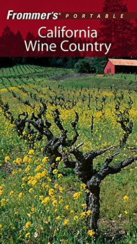 9780471787396: Frommer's Portable California Wine Country