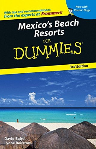 9780471787426: Mexico's Beach Resorts For Dummies