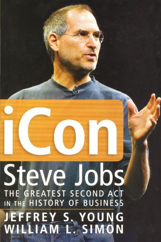 9780471787846: iCon Steve Jobs: The Greatest Second Act in the History of Business