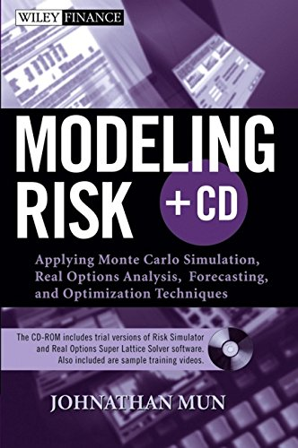 9780471789000: Modeling Risk: Applying Monte Carlo Simulation, Real Options Analysis, Forecasting, and Optimization Techniques (Wiley Finance)