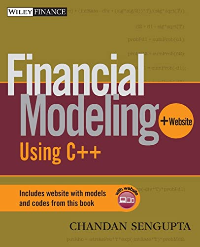 9780471789086: Financial Modeling Using C++ (Wiley Finance)