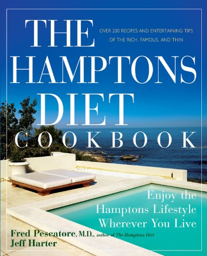 9780471792154: The Hamptons Diet Cookbook: Enjoying the Hamptons Lifestyle Wherever You Live