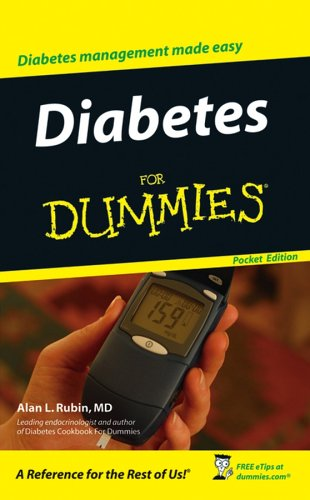 Diabetes for Dummies, 2006 publication