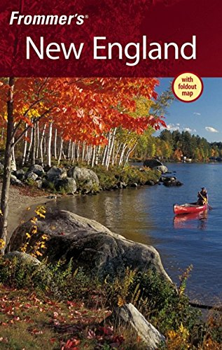 9780471792802: Frommer's New England (Frommer's Complete Guides)