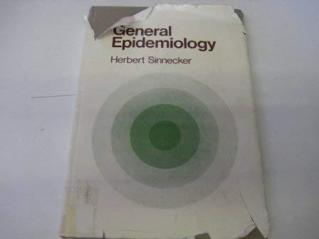 9780471793182: General Epidemiology