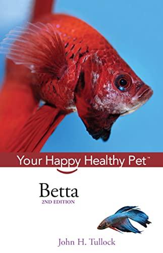 9780471793809: Betta (Happy Healthy Pet)
