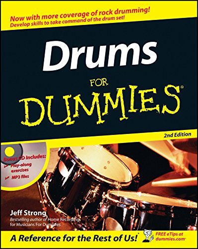 9780471794110: Drums For Dummies