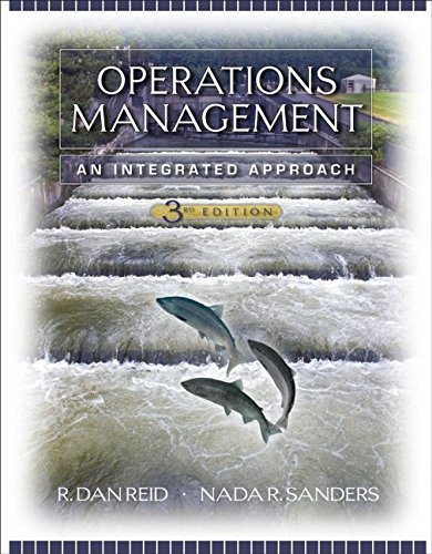 9780471794486: Operations Management: An Integrated Approach