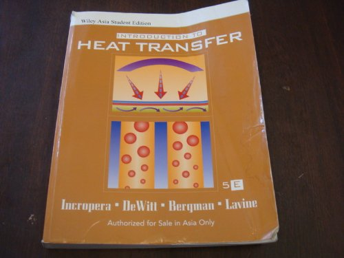 9780471794721: Introduction to Heat Transfer