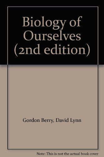 9780471795261: Biology of Ourselves (2nd edition)