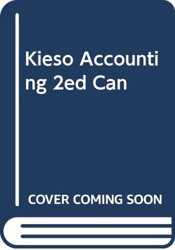 9780471797180: Intermediate Accounting - Canadian Edition