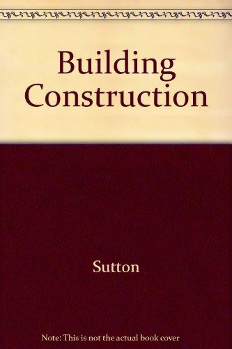 9780471797890: Building Construction