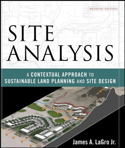 9780471797982: Site Analysis: A Contextual Approach to Sustainable Land Planning and Site Design