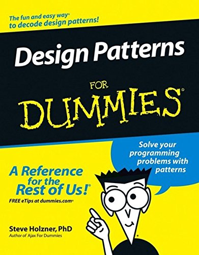 9780471798545: Design Patterns For Dummies