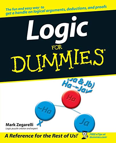 9780471799412: Logic For Dummies