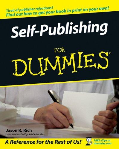 9780471799528: Self-Publishing For Dummies®