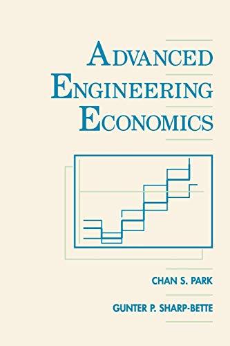9780471799894: Advanced Engineering Economics
