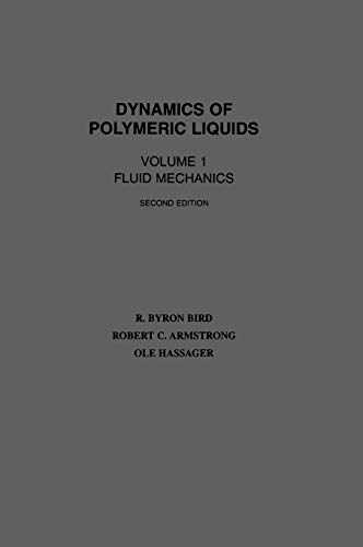 9780471802457: Liquids 2e V1: Fluid Mechanics Vol 1 (Chemistry)