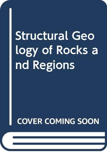 9780471805328: Structural Geology of Rocks and Regions