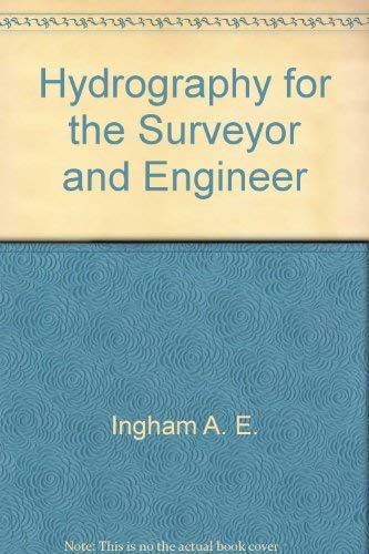9780471805359: Hydrography for the surveyor and engineer
